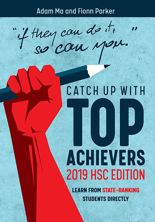 eBook: Catch Up With Top Achievers: 2019 HSC Edition