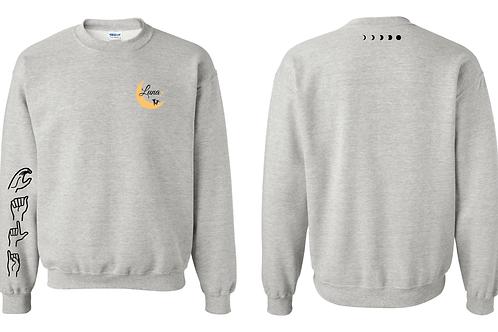 Cali Crew Neck Sweatshirt