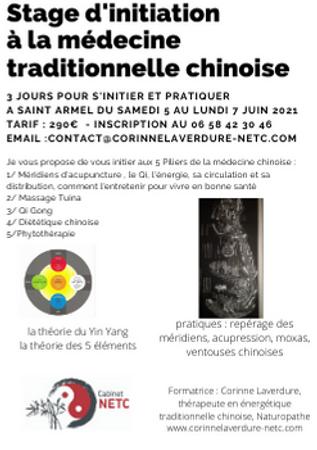 Stage d'initiation à la médecine traditi