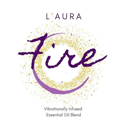 Fire Custom Essential Oil Blend