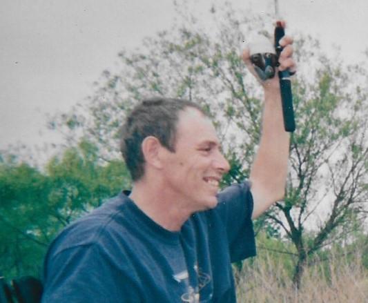 Robert Hedger 60