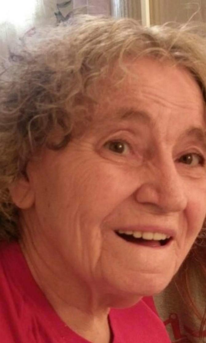 Betty Lou Blackwell  80