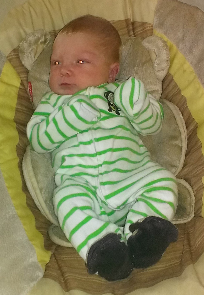 Charlie Andrew Patton  2 Months