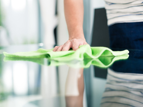 The Top 10 Places you Forget to Clean