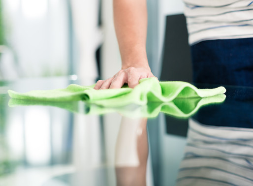 DIY Non-Toxic House Cleaning Methods