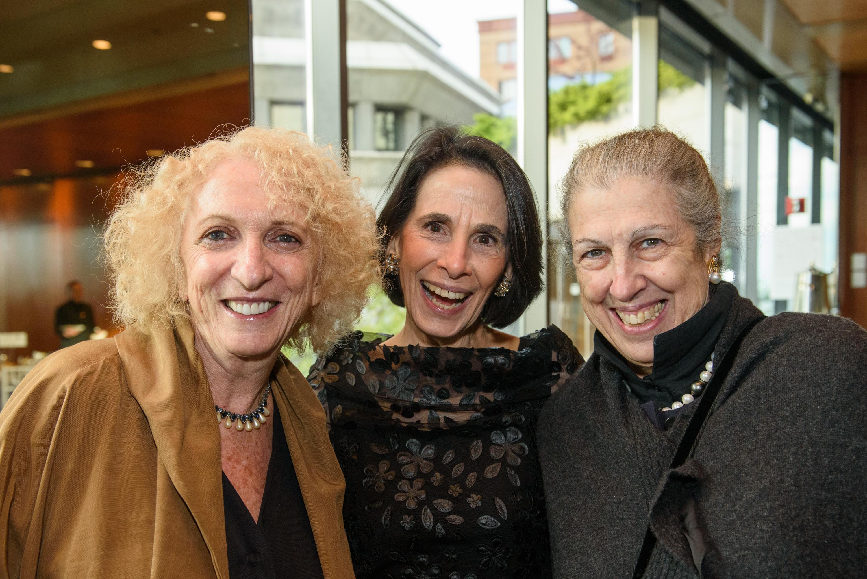 1st Annual Dinner - 44 - Doris Schechter - Margot Steinberg - Patti Kenner