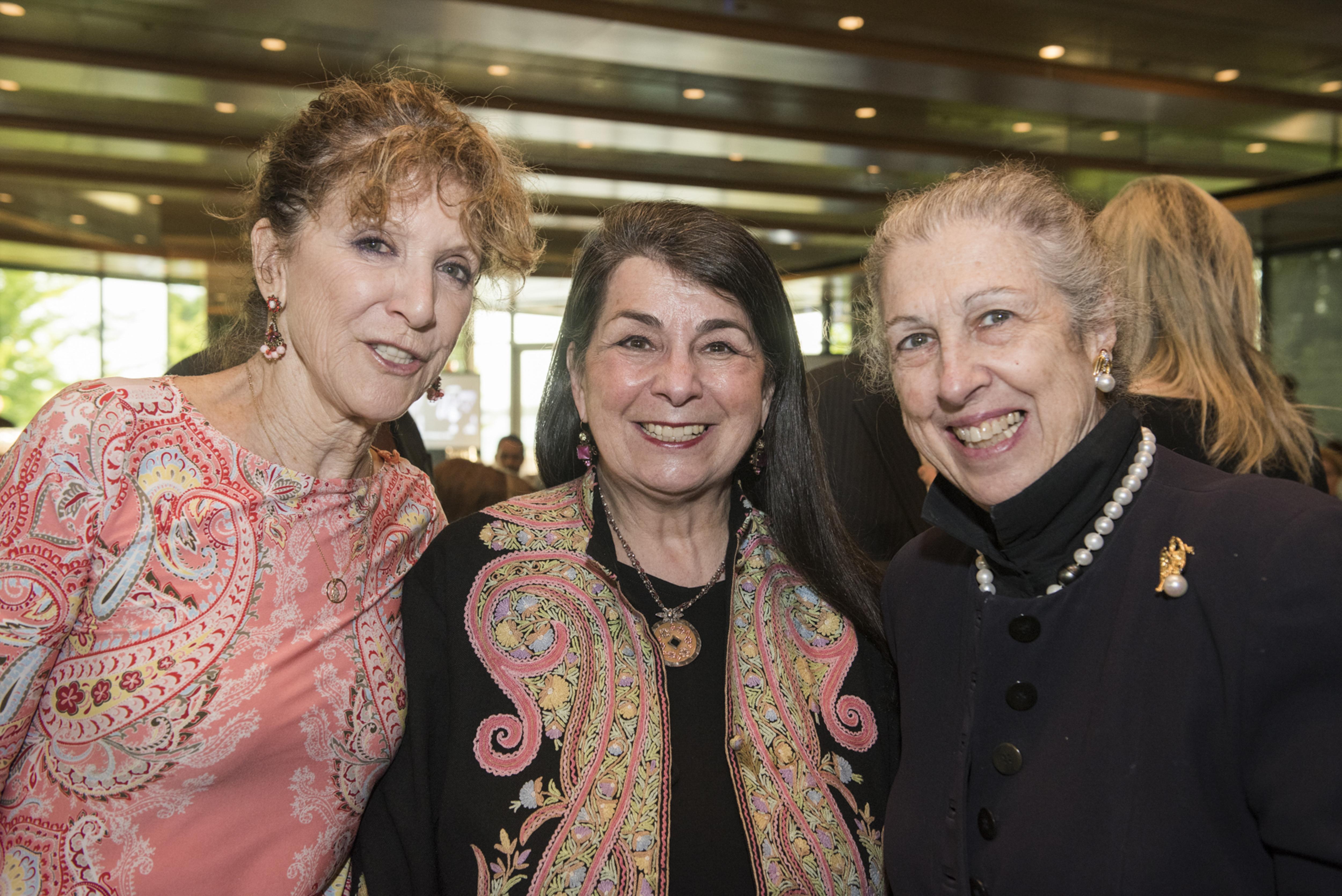 1st Annual Dinner - 97 - Julie Ratner - Aviva Kempner - Patti Kenner