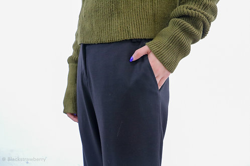 四骨優雅西褲