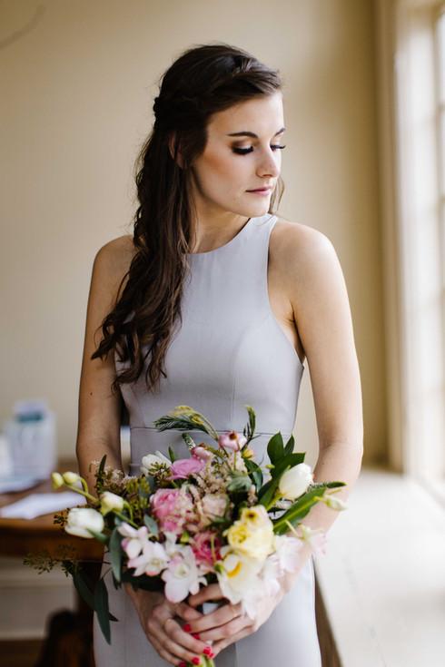 Sara + Logan Weddings