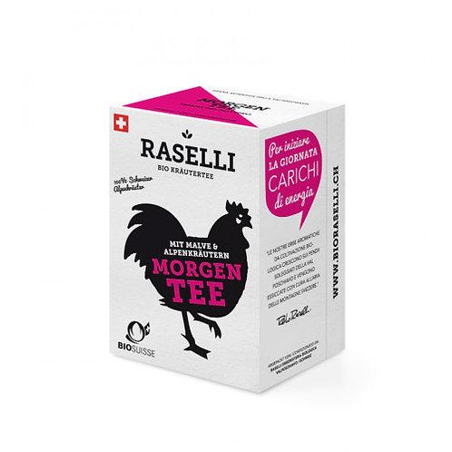 Kräutertee - Morgentee von Raselli