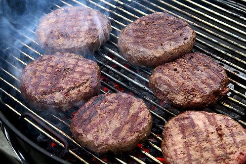 Rinds Burger patty vom Elmerhof im 2er Pack