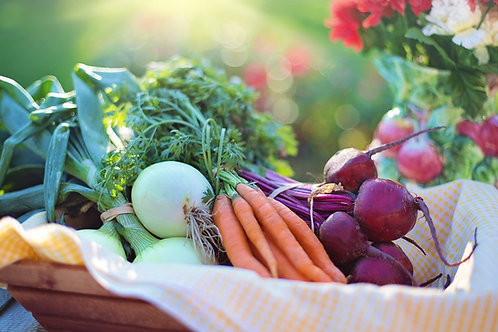 Schweizer Wochen-Gemüse/Obst für 3-4 Personen