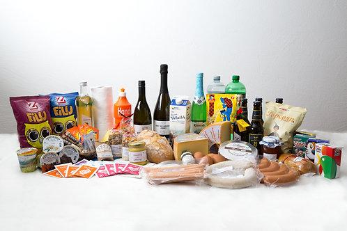 Rundum Sorglos Family Paket mit Fleisch