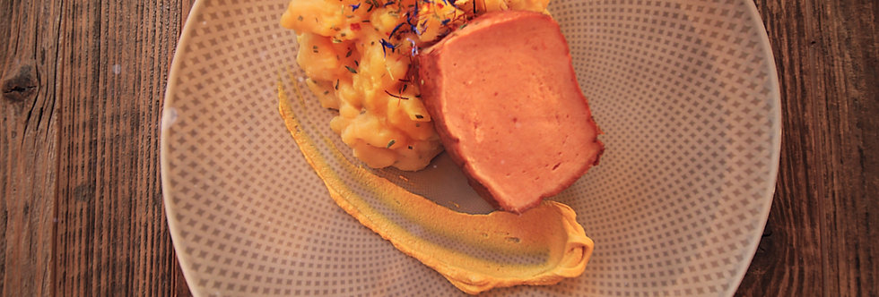 Kartoffelsalat mit Fleischkäse & Senf (Laktose- und Glutenfrei)