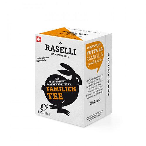 Kräutertee - Familientee von Raselli
