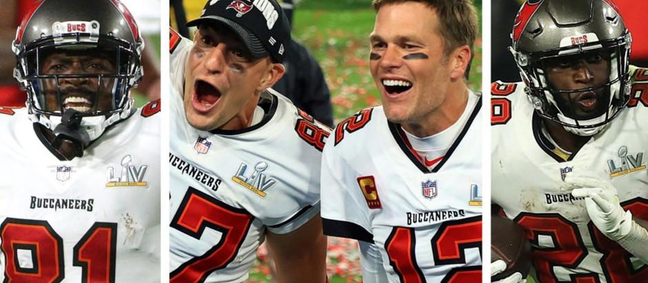 Who's Your Tom Brady?