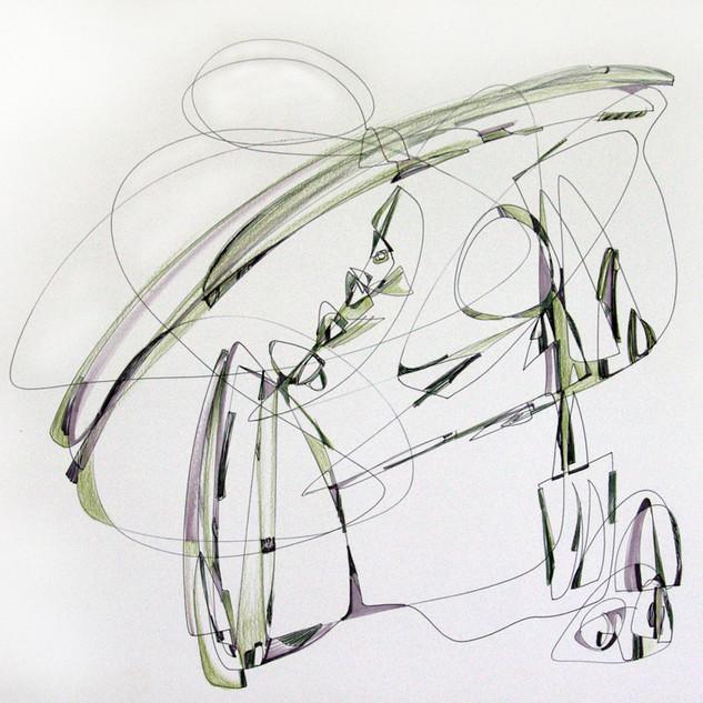 Drawing 2, 2007