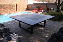 Residential Exterior Dining Table