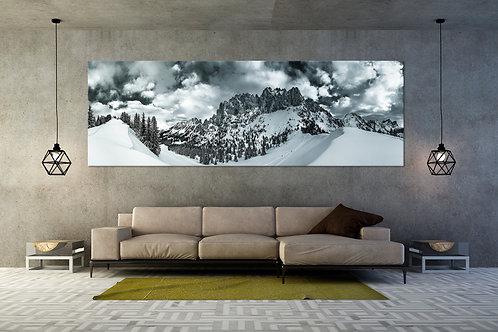 Gastlosen série limité numéro 3 285 x 95 cm