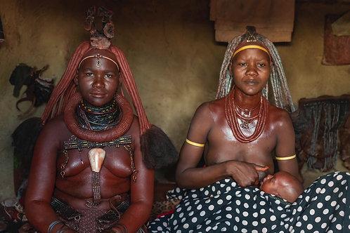 Namibie, entre Himbas et éléphants HD