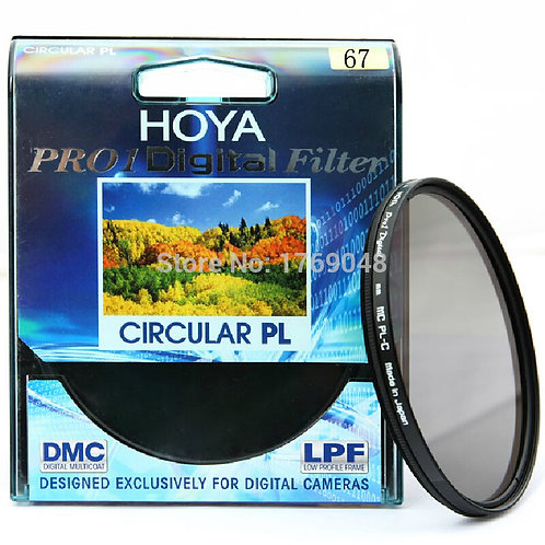 Hoya Pro1 Digital polarisant circulaire différents diamètres à choix