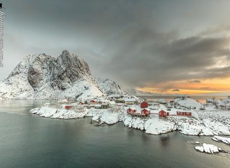 Visite du Lofoten en Norvège