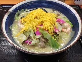 "Nagasaki's ""Soul"" Food Champon"