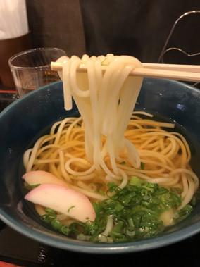 Goto Udon Noodles in Nagasaki