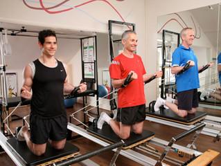 Pilates IS for Men!