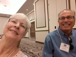 David/Mary At Convention in Yuma, AZ