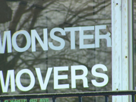 How to Avoid a 'Monster Mover'