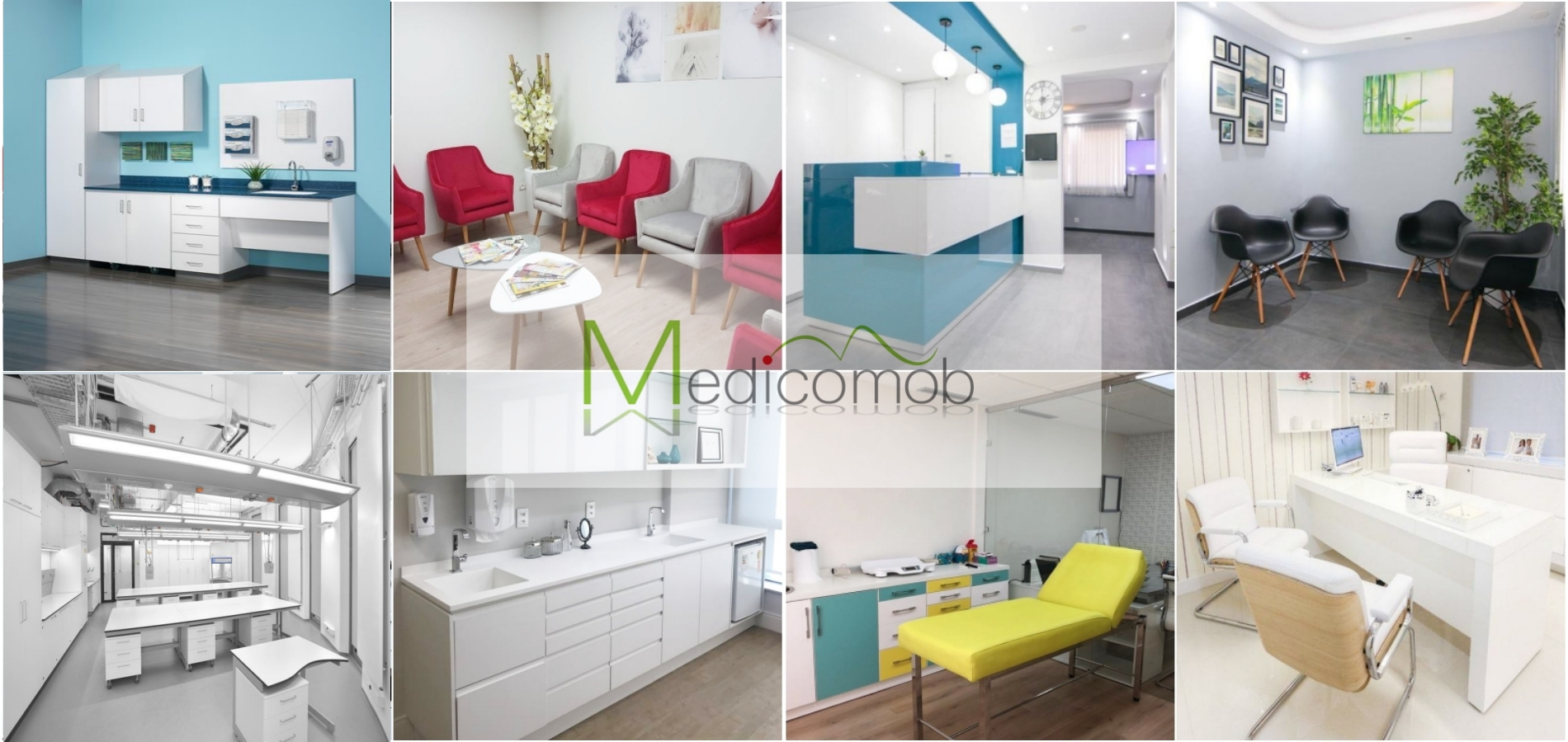 Chaises Salle D Attente Cabinet Medical agencement medical | medicomob | maroc