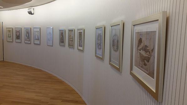 Ausstellung von Sandro Del-Prete