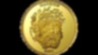 Berggeist als Münze 2001