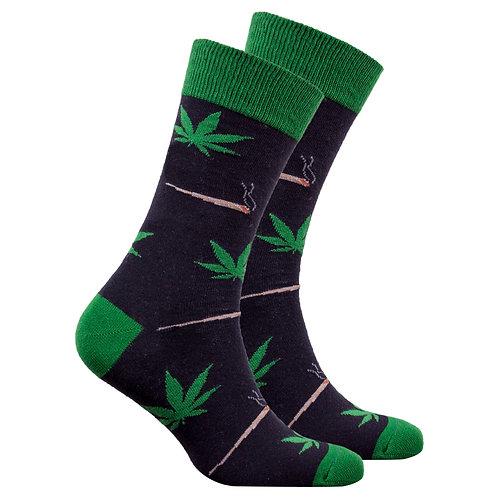 Men's Weed Socks