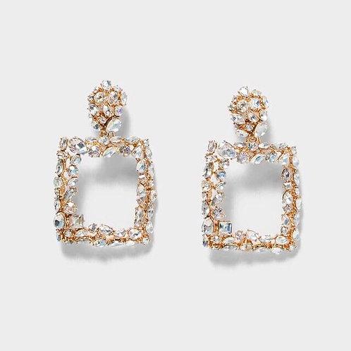 Sierra Rhinestone Earrings