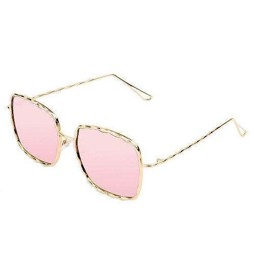 ENNIS | S2025 - Women Square Chic Fashion Sunglasses