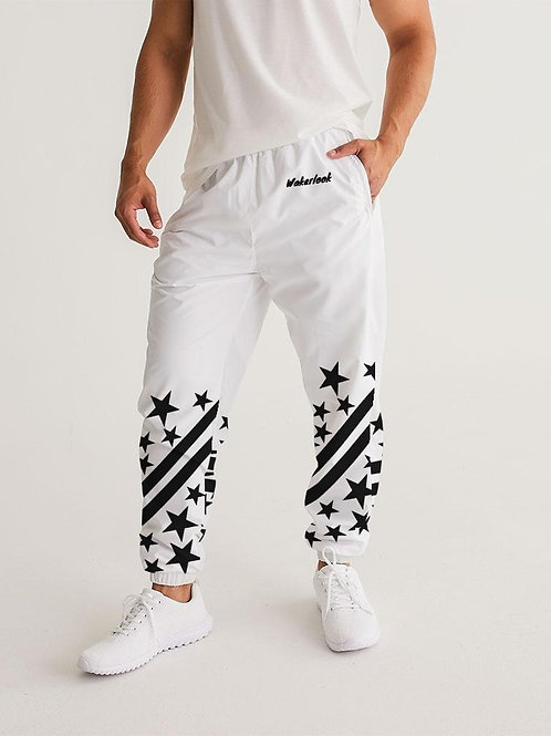 Wakerlook Black Stars Men's Track Pants