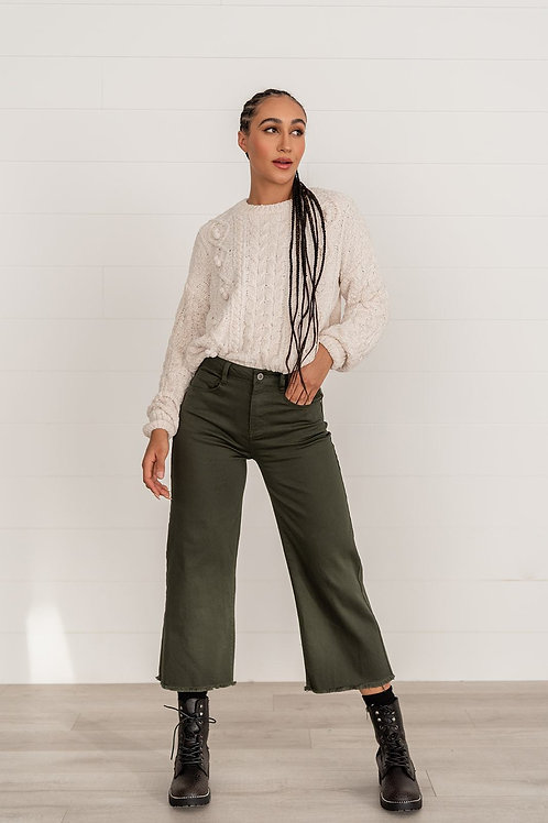 Live for These Wide Leg Jeans