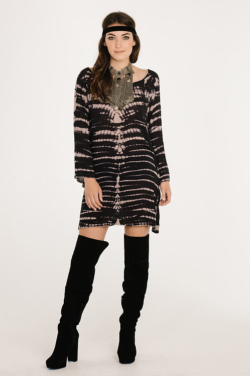 November Nights Tunic Dress