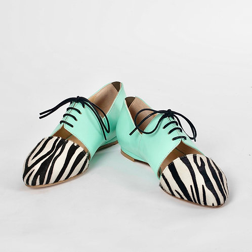 Nomad Oxford Shoes for Women by Lordess - The Primitive Collection
