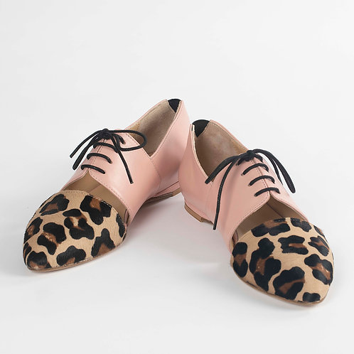 Native Oxford Shoes for Women by Lordess - The Primitive Collection