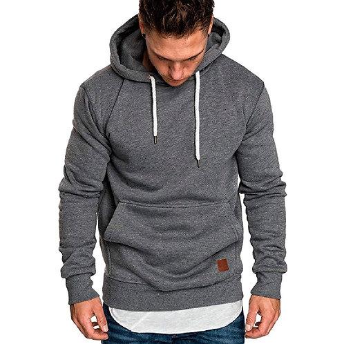 Sweatshirt Men  NEW Hoodies Brand Male Long