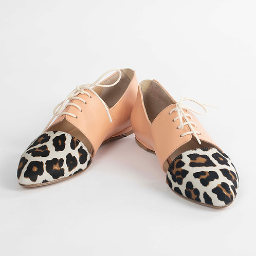 Sapien Oxford Shoes for Women by Lordess - The Primitive Collection