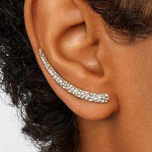 Aligned Earrings