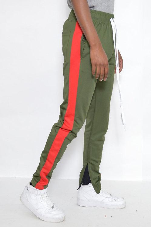 CLASSIC SLIM FIT TRACK PANTS