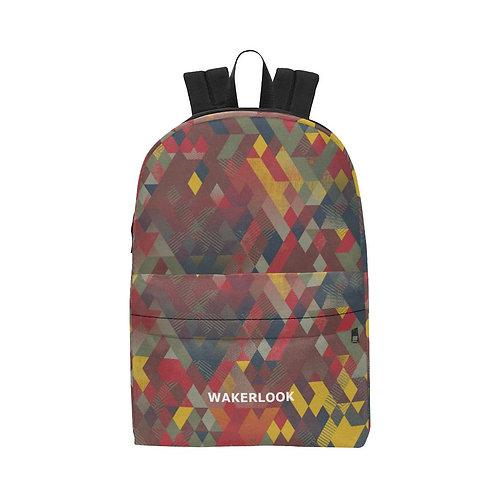 Shape Square  All-Over Print Unisex Wakerlook Backpacks