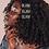 Thumbnail: Word Hair Clips
