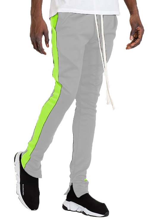 SLIM FIT TRACK PANTS