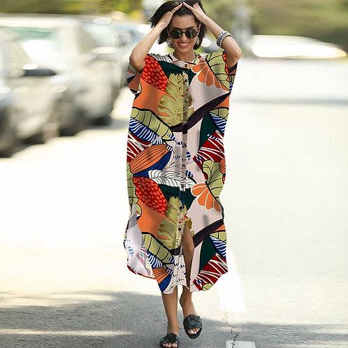 Wide Dress -Artsy